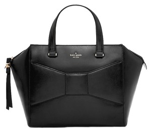 Kate Spade Beau Elbow Hold Tote in Black