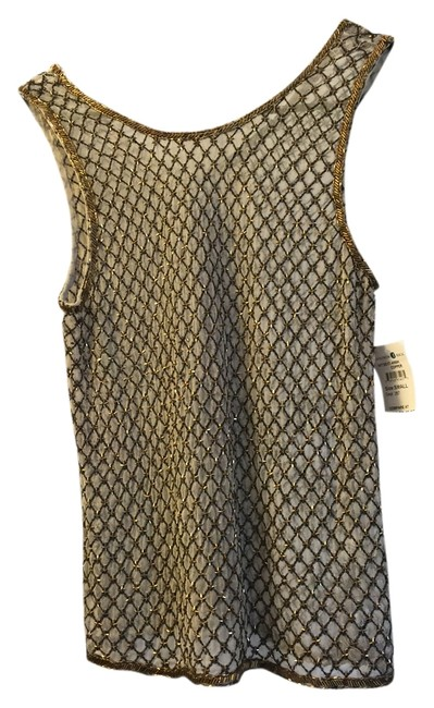 Preload https://item3.tradesy.com/images/matty-m-gray-beaded-detail-tank-topcami-size-4-s-1999637-0-0.jpg?width=400&height=650