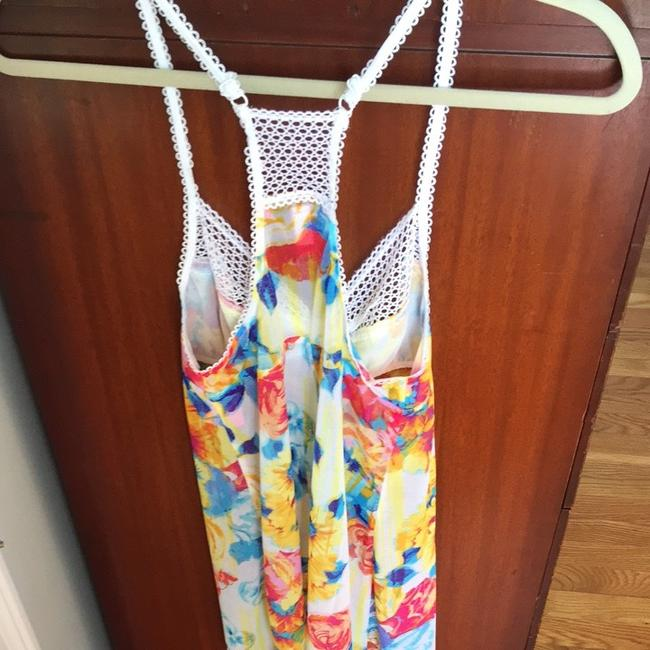 Betsey Johnson short dress Multi Color See Through Pjs Chemise Sheer Lace Nightgown on Tradesy