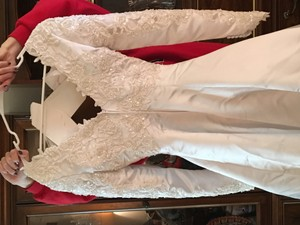 Amy Lee Hilton Bridal Wedding Dress