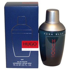 Hugo Boss HUGO DARK BLUE by HUGO BOSS EDT Spray for Men 2.5 oz / 75 ml