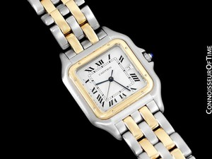 Cartier Cartier Panthere Two-Tone Mens