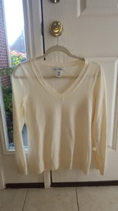 Banana Republic V-neck Merino Winter Fall Sweater