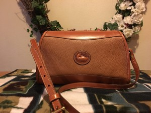 Dooney & Bourke Vintage All Weather Leather Cross Body Bag