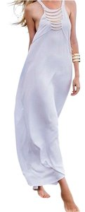 White Maxi Dress by Bless'ed are the Meek