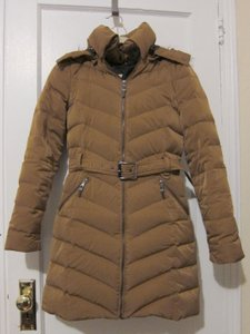Zara Puffer Down Jacket Coat