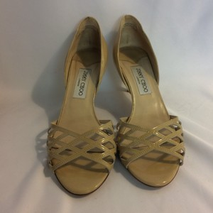 Jimmy Choo Light beige Pumps