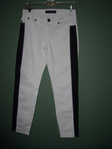 Rock & Republic Skinny Pants White and Black