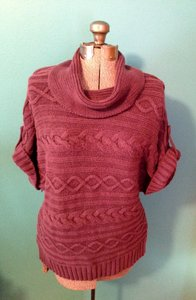 Sonoma Cotton Acrylic Short Sleeves Sweater