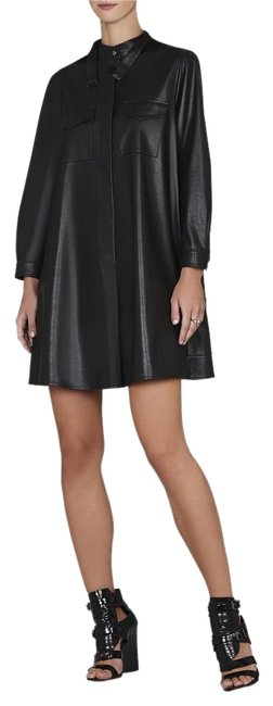 Preload https://img-static.tradesy.com/item/19997725/bcbgmaxazria-black-emilee-long-sleeve-mid-length-short-casual-dress-size-4-s-0-1-650-650.jpg