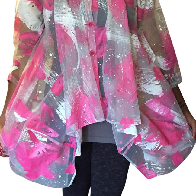 Preload https://item1.tradesy.com/images/samuel-dong-pink-spring-jacket-size-os-one-size-19997770-0-1.jpg?width=400&height=650