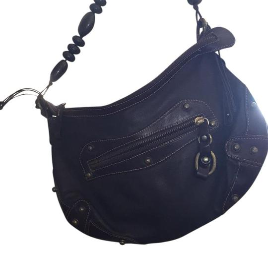 Preload https://item1.tradesy.com/images/ice-mania-brown-italian-leather-shoulder-bag-19997790-0-1.jpg?width=440&height=440