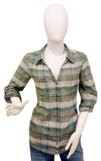 Preload https://img-static.tradesy.com/item/19997815/joie-blue-gray-cotton-plaid-shirt-soft-lily-xs-x-small-button-down-top-size-2-xs-0-1-650-650.jpg