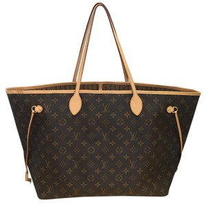 Louis Vuitton Tote in Monongram