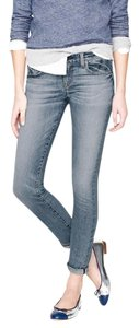 J.Crew Selvedge Made In Usa Skinny Jeans