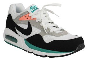 Nike White Black Green Peach Athletic
