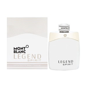 Montblanc MONTBLANC LEGEND SPIRIT by MONT BLANC Men's EDT 3.3 oz