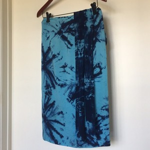 Express Skirt Blue