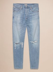 Citizens of Humanity Relaxed Fit Jeans-Light Wash