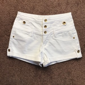 Refuge Jeans Cuffed Shorts