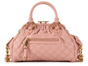 Marc Jacobs Quilted Mj.k1004.06 Frame Kiss Lock Shoulder Bag