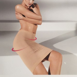 Wolford Skirt Nude