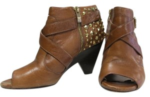 Vince Camuto Tobacco Boots