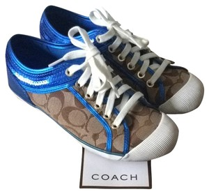 Coach Blue Athletic
