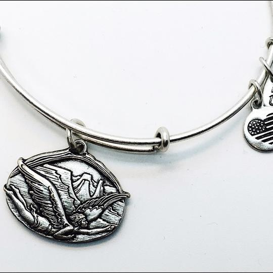 Preload https://item1.tradesy.com/images/alex-and-ani-silver-guardian-of-freedom-finish-bangle-bracelet-19998465-0-0.jpg?width=440&height=440