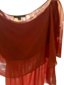 Tinley Road One Casual Top orange