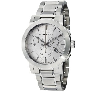 Burberry NEW Men's Swiss Chronograph WATCH BU9350