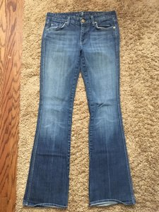 7 For All Mankind A Pocket Flare Leg Jeans