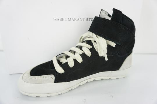 Preload https://img-static.tradesy.com/item/19998567/isabel-marant-black-white-suede-bessy-hip-hop-high-top-sneakers-sneakers-size-eu-35-approx-us-5-regu-0-0-540-540.jpg