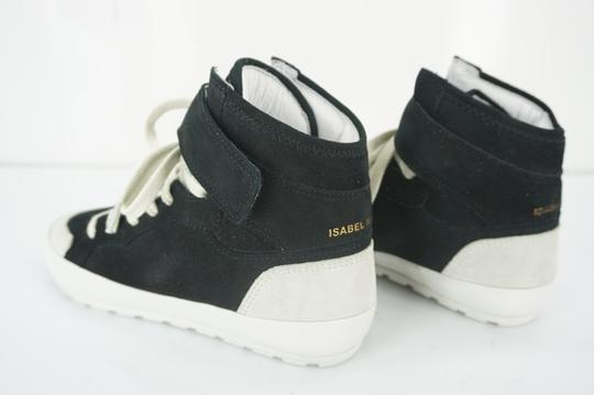 Isabel Marant 6090702 Sneaker Trainer Fashion Sneaker Black Athletic