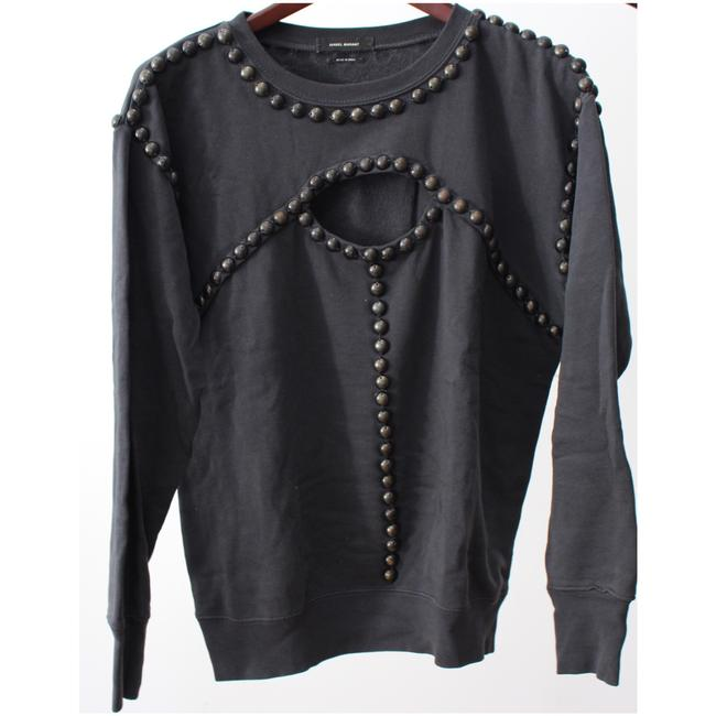 Preload https://item2.tradesy.com/images/isabel-marant-black-sweaterpullover-size-10-m-19998616-0-0.jpg?width=400&height=650