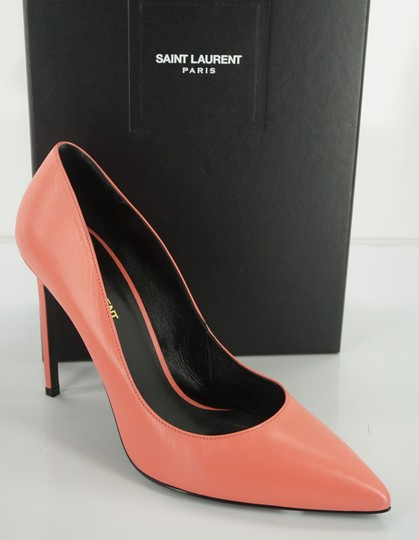 Preload https://item2.tradesy.com/images/saint-laurent-pink-rose-clair-leather-paris-skinny-pointy-toe-high-pumps-size-eu-39-approx-us-9-regu-19998706-0-0.jpg?width=440&height=440