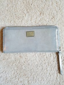 Coach Coach Poppy Leather Wallet