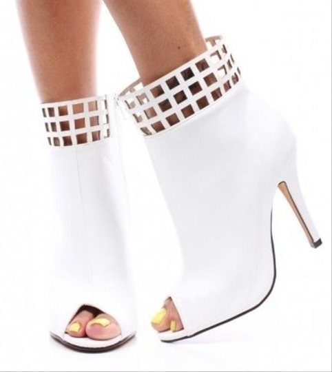Realplay Ankle Ankle WHITE Boots