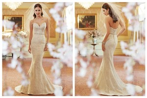 Sophia Tolli Y11408 Wedding Dress