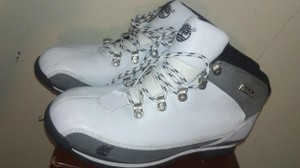 Timberland White grey Athletic