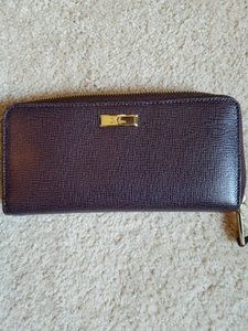 Cole Haan Red Leather Cole Haan Wallet