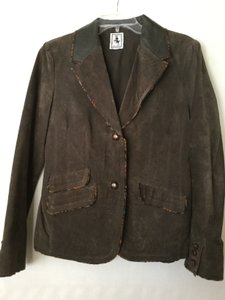 Treo Jolie Brown Blazer