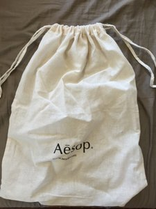 Aesop Tote in White