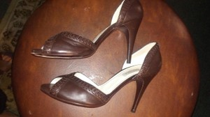 Luca Luca Brown Pumps