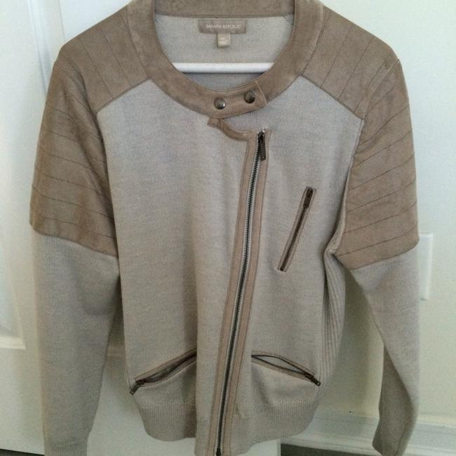 Banana Republic Pale cream Jacket