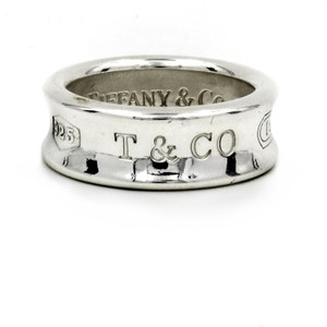 Tiffany & Co. Tiffany & Co. 1837 Classic Band in 925 Sterling Silver Ring Size 5