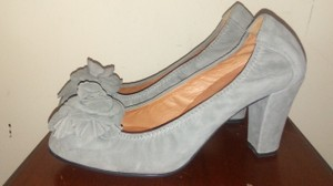 Ras Pale blue Pumps