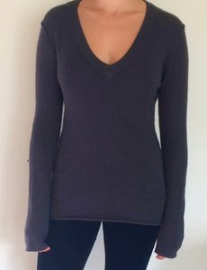 Inhabit V-neck Pullover Stretchy Sweater