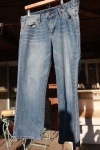Lucky Brand Medium Wash Relaxed Fit Jeans