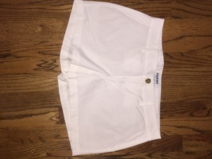 Old Navy Bermuda Shorts White Khaki
